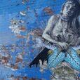 Caledonia Curry Swoon street art