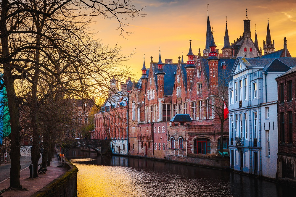 Οι πιο ρομαντικοί προορισμοί στην Ευρώπη
