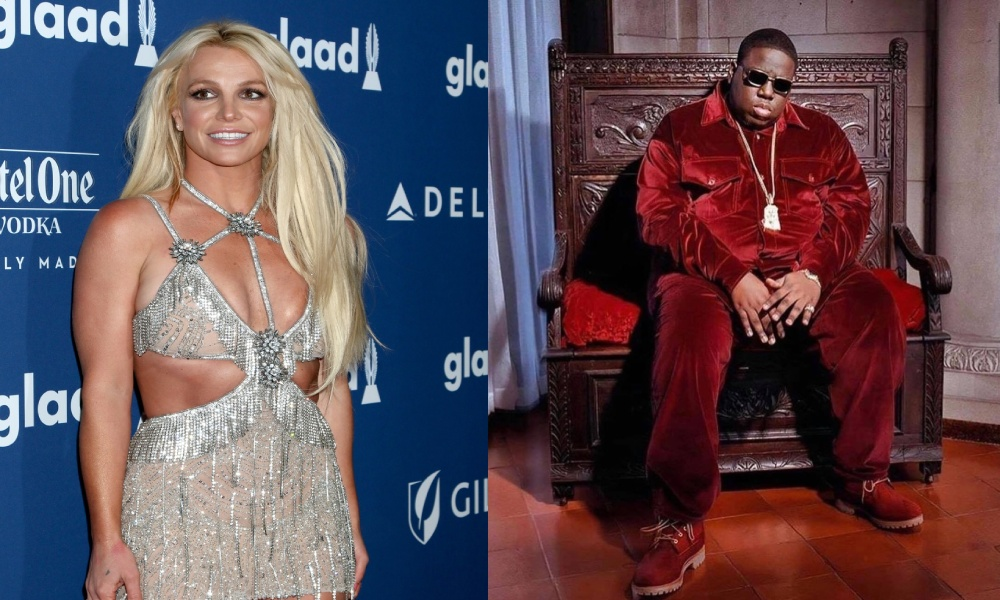 Britney Spears και Notorious B.I.G