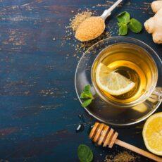 Τσάι με το θαυματουργό τζίντζερ: Πώς θα το φτιάξεις
