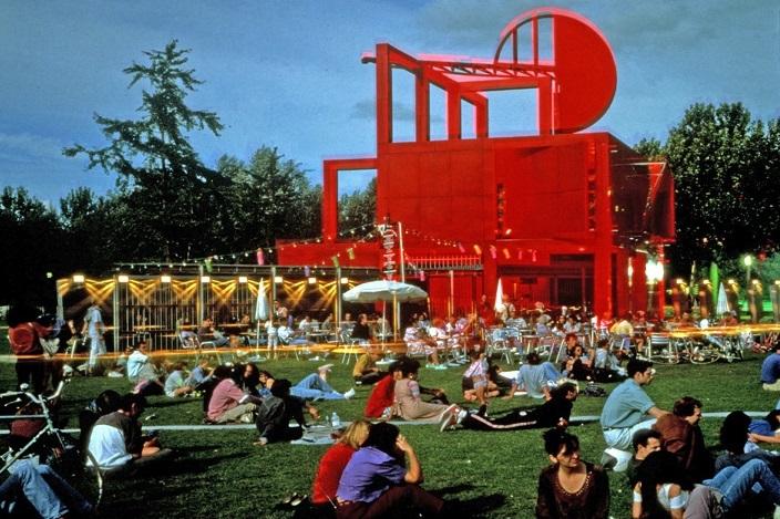 Ο κορυφαίος Γαλλοελβετός αρχιτέκτονας Bernard Tschumi