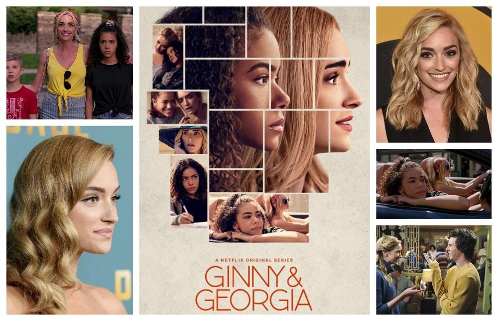 Brianne Howey: Ποια είναι η πρωταγωνίστρια του Τζίνι και Τζόρτζια;