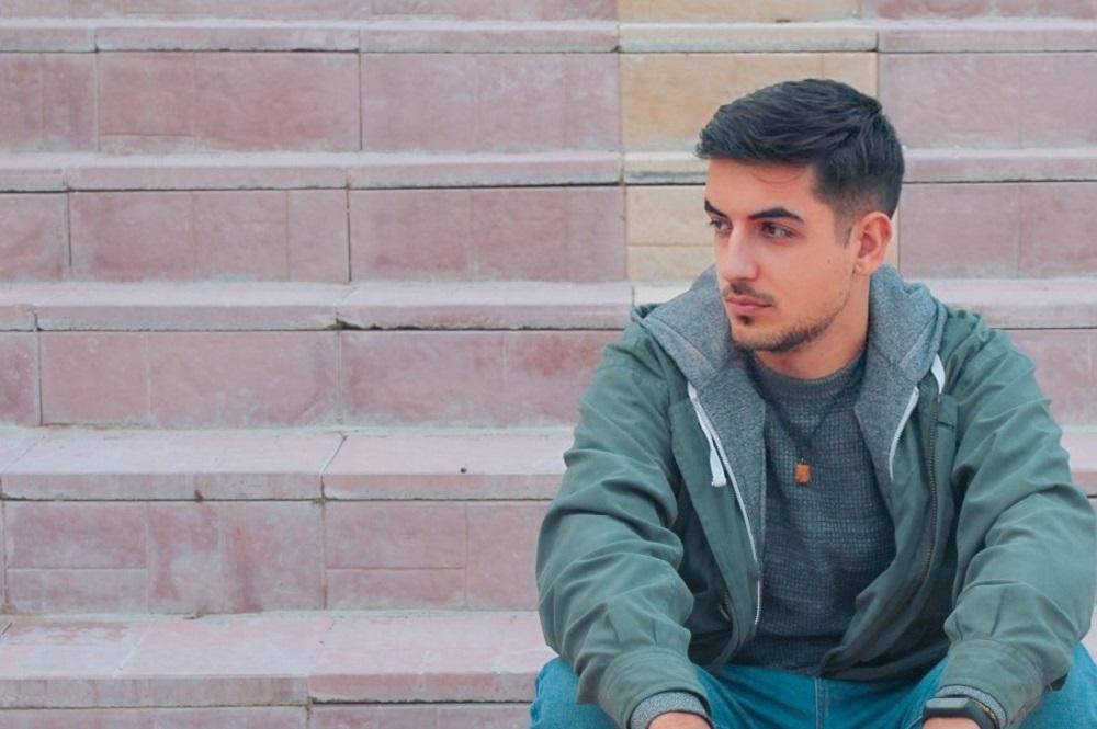 """Δημήτρης Γεωργόπουλος: """"Όσο έχω τα χρώματα μου είμαι ευτυχισμένος"""""""