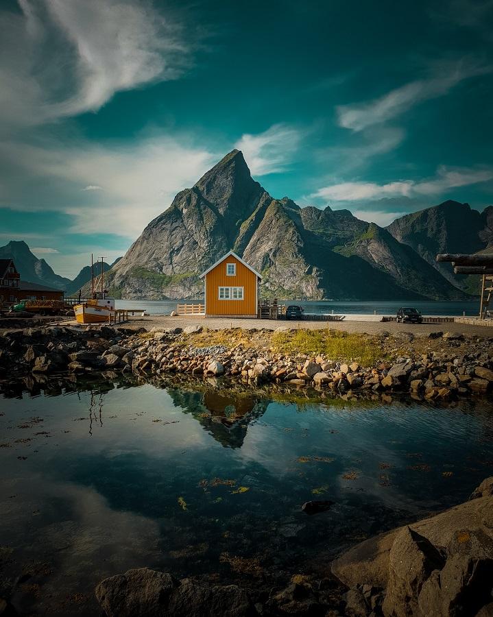 Η Νορβηγία μέσα από τα μάτια των Instagrammers