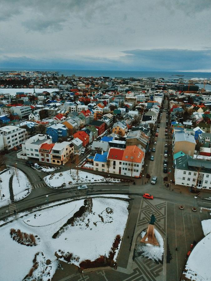 Φωτογραφικό ταξίδι στο παγωμένο Ρέικιαβικ
