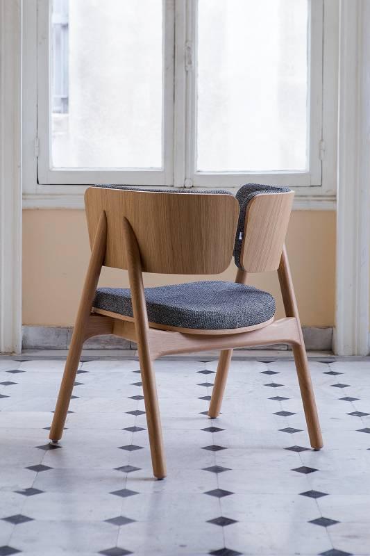 wood oo chair