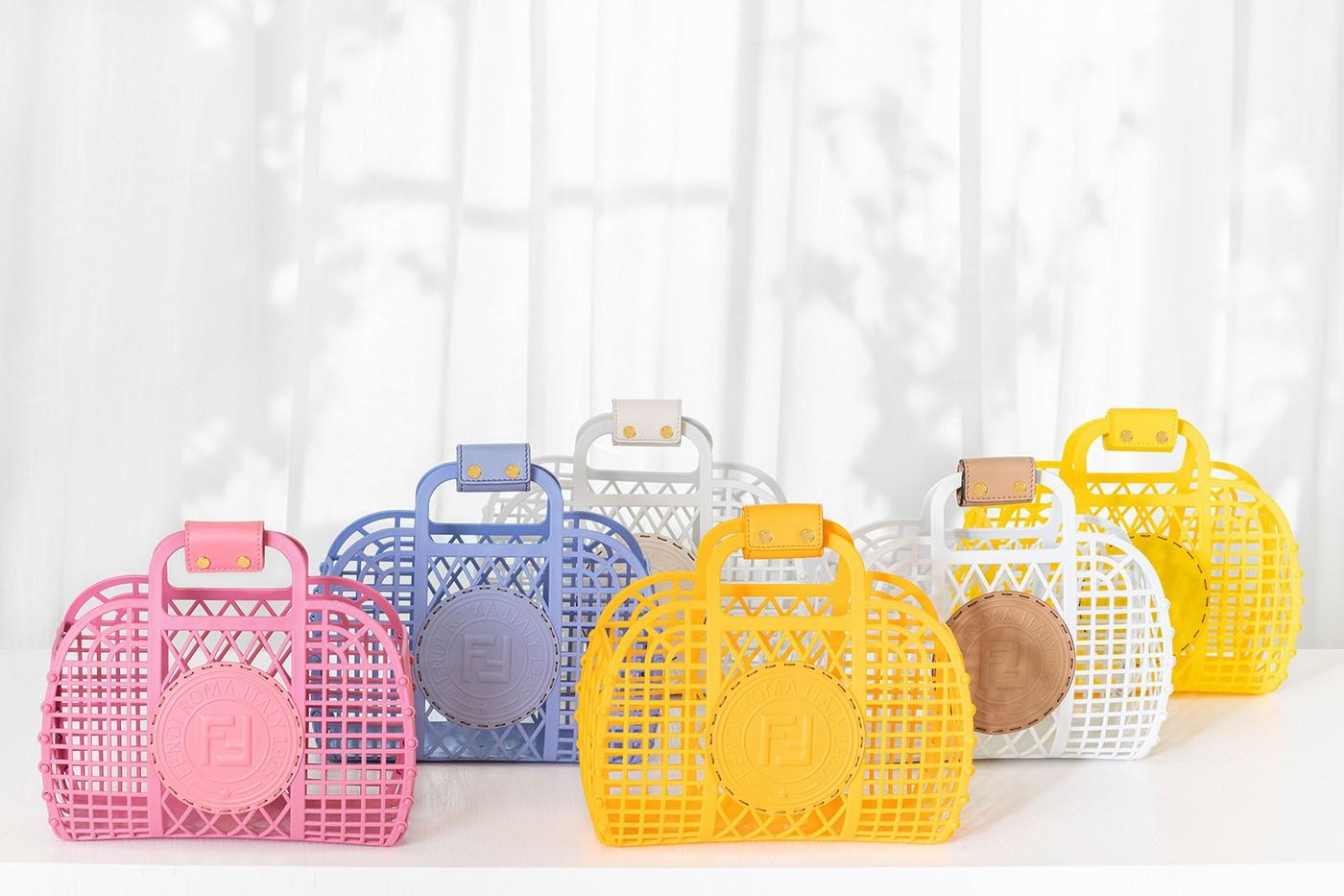 Fendi SS21 bags