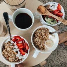 Ιδέες για πρωινό που θα σε γεμίσει ενέργεια
