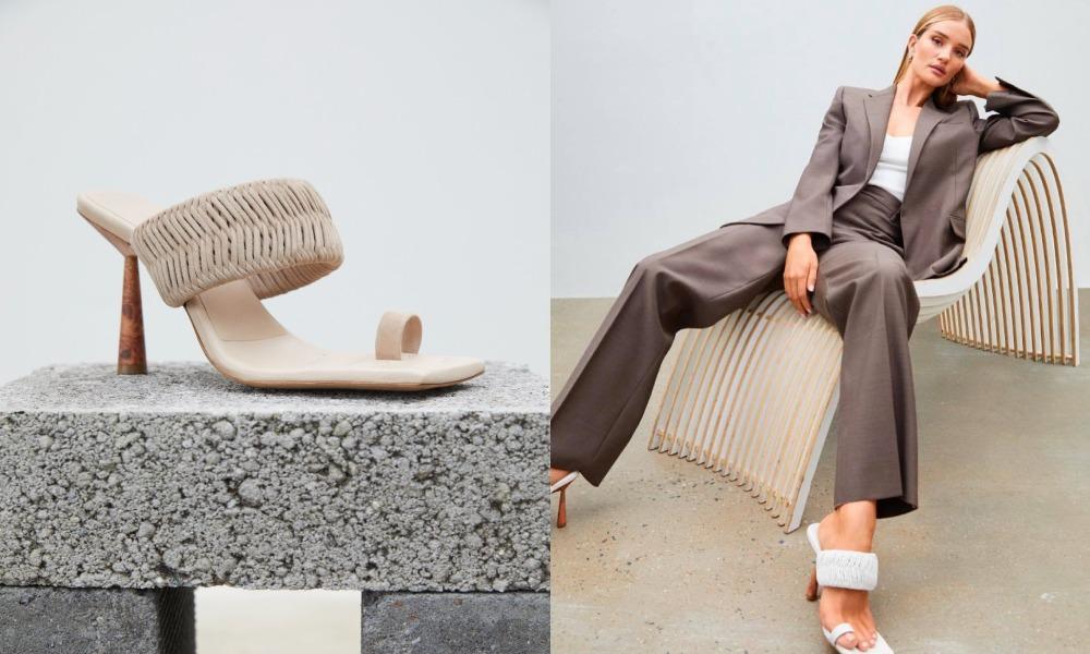 Rosie Huntington Whiteley X Gia Couture
