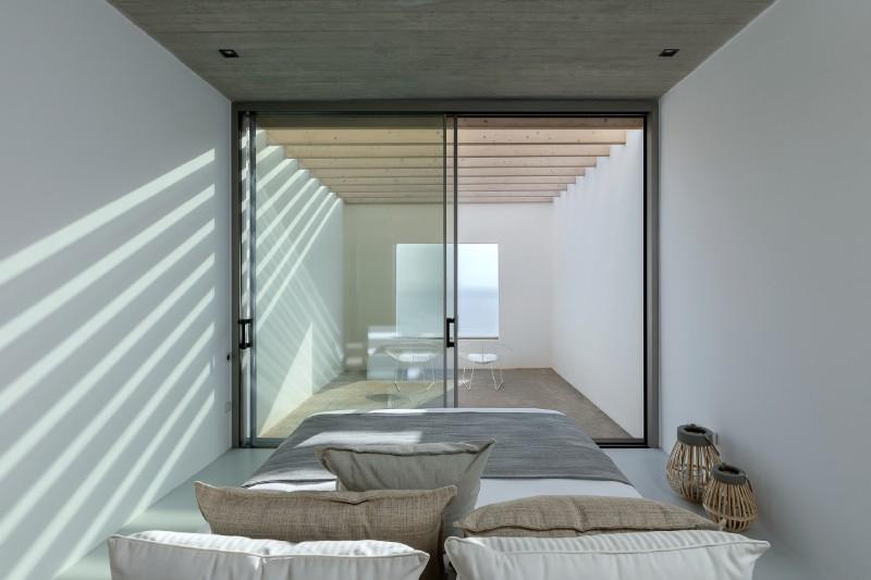 pool house room
