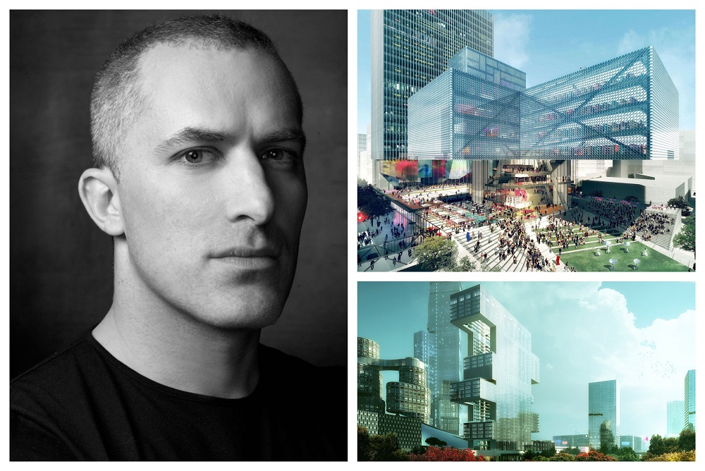 O σπουδαίος αρχιτέκτονας Joshua Prince-Ramus