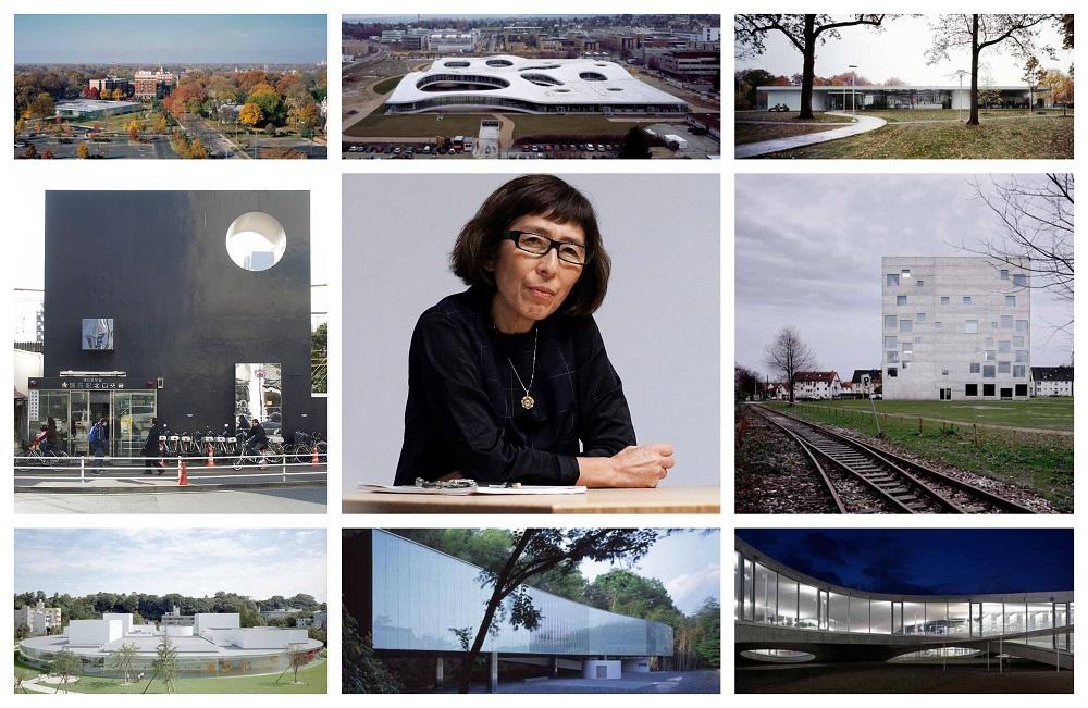 Η Kazuyo Sejima είναι μια σπουδαία γυναίκα αρχιτέκτονας