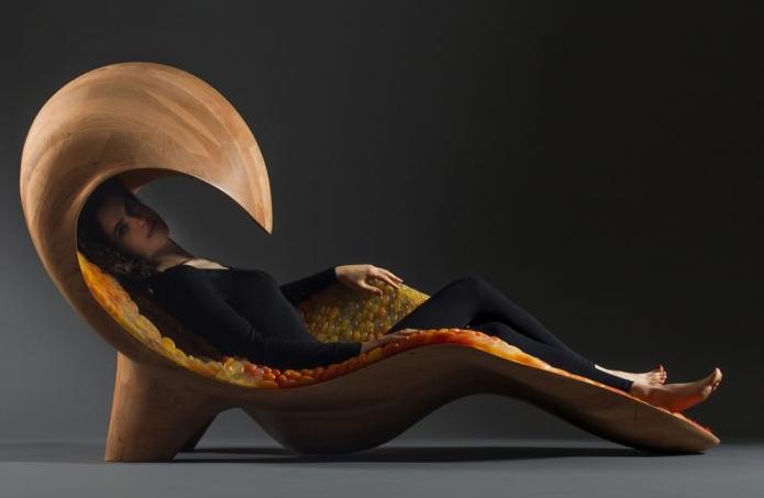 Η Neri Oxman δεν είναι απλά μια πρωτοπόρος designer