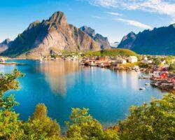 Ανακαλύψτε τα μοναδικής ομορφιάς νησιά Lofoten
