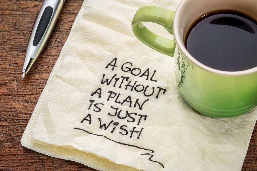 Επίτευξη στόχων: Ποιο το πλάνο δράσης σου;