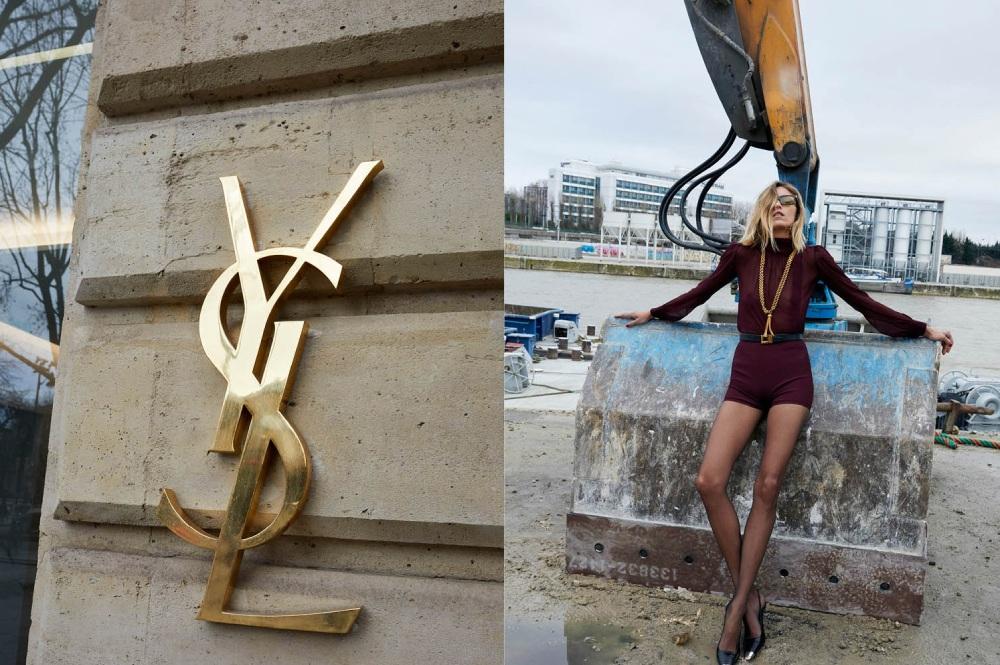 Yves Saint Laurent Summer 21