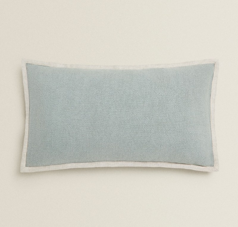 zara home cushion