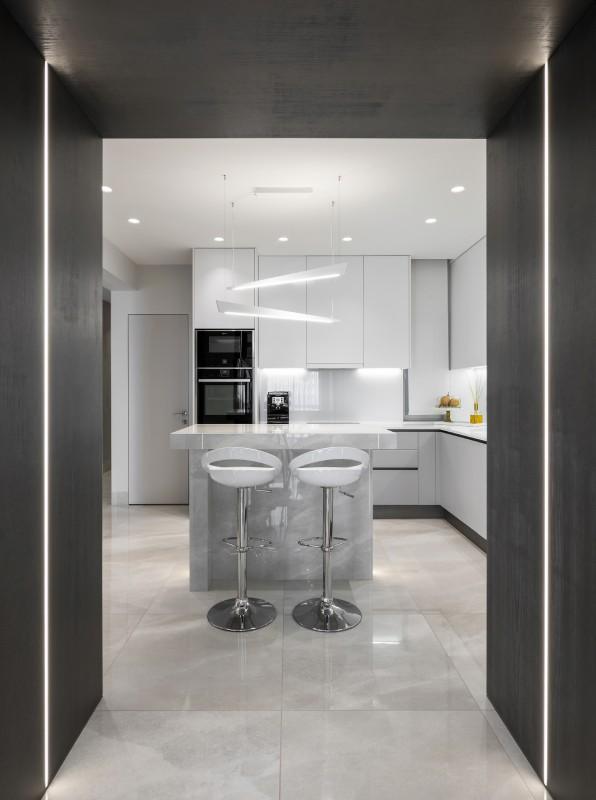 Metallico kitchen