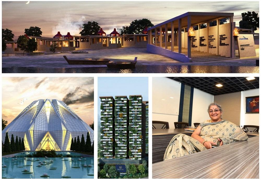 Η πρωτοπόρος Ινδή αρχιτέκτονας Sheila Sri Prakash