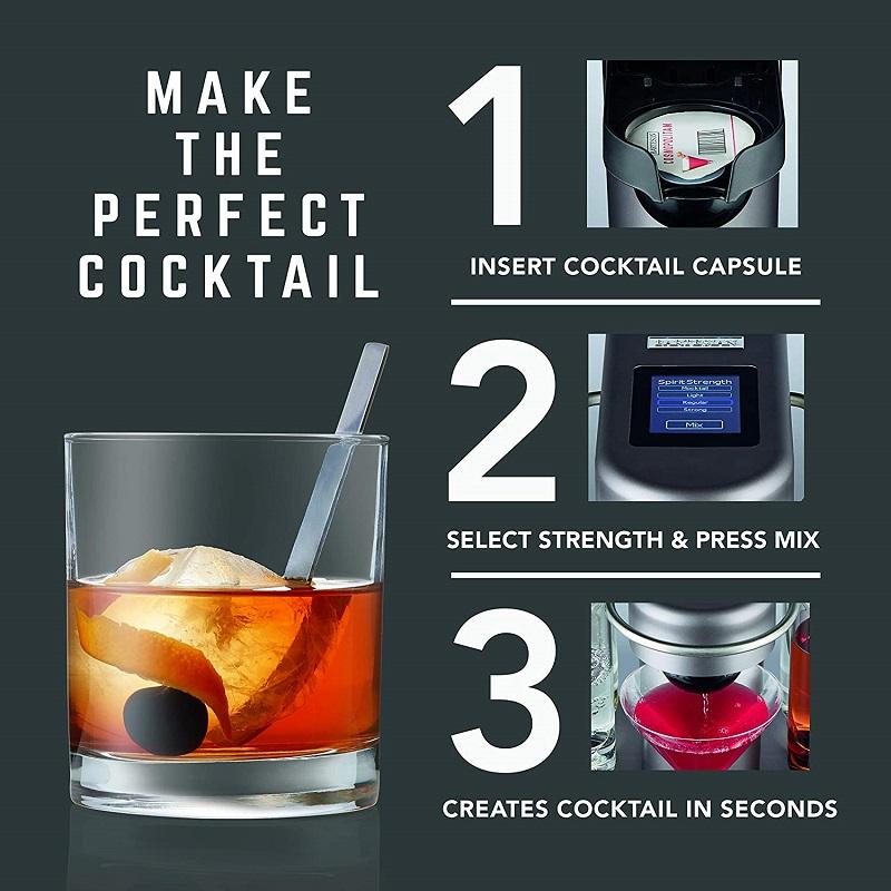 Η συσκευή που σε κάνει μονομιάς επιτυχημένο bartender