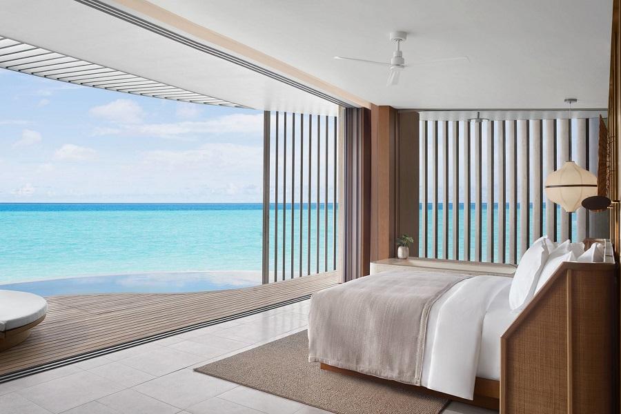 Ένα ονειρεμένο resort μόλις άνοιξε στις Μαλδίβες