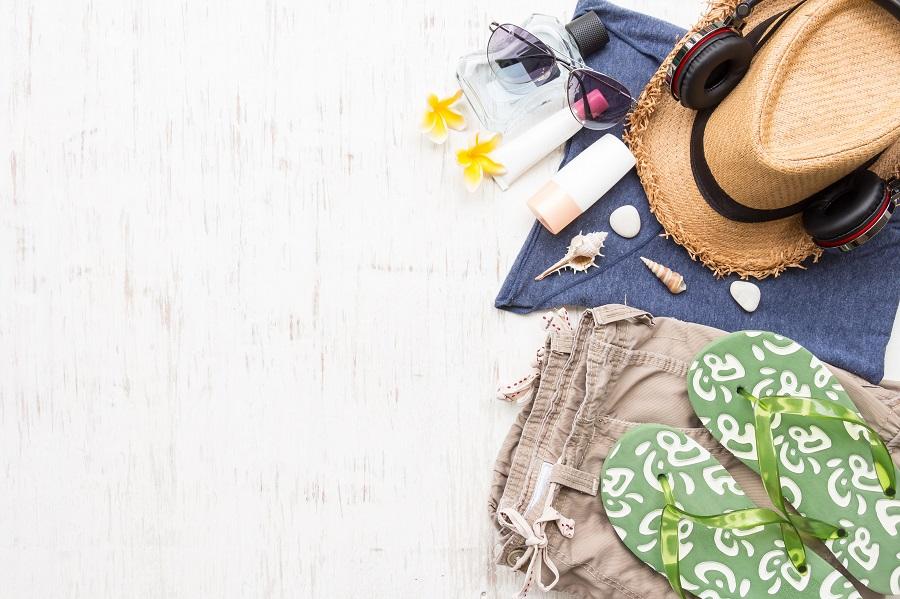 Νεσεσέρ διακοπών: Τι να πάρεις μαζί σου;