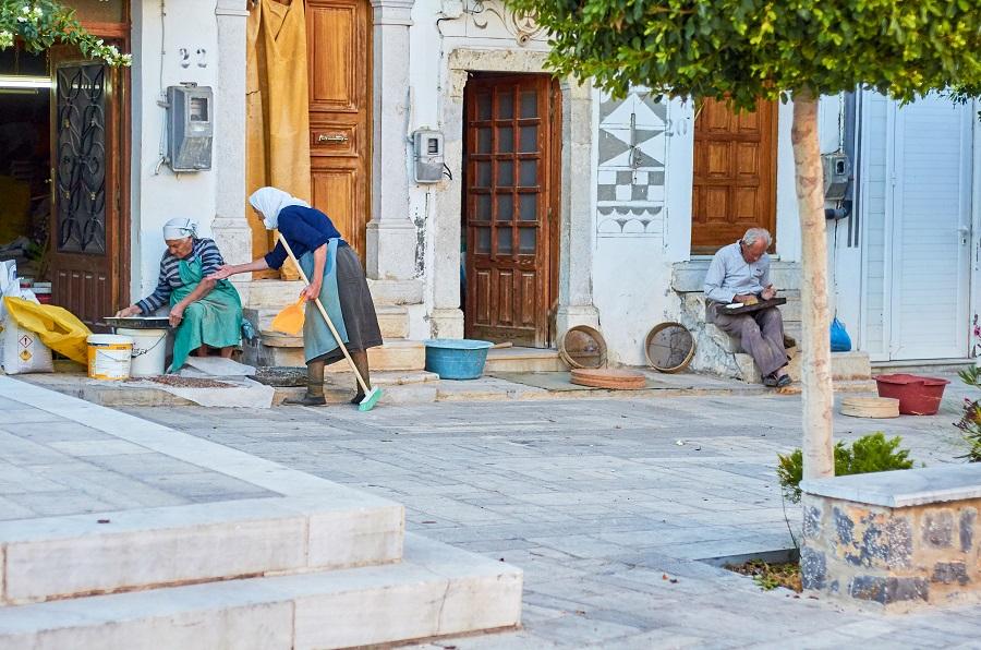 Χίος: Το νησί της μαστίχας και της ορχιδέας