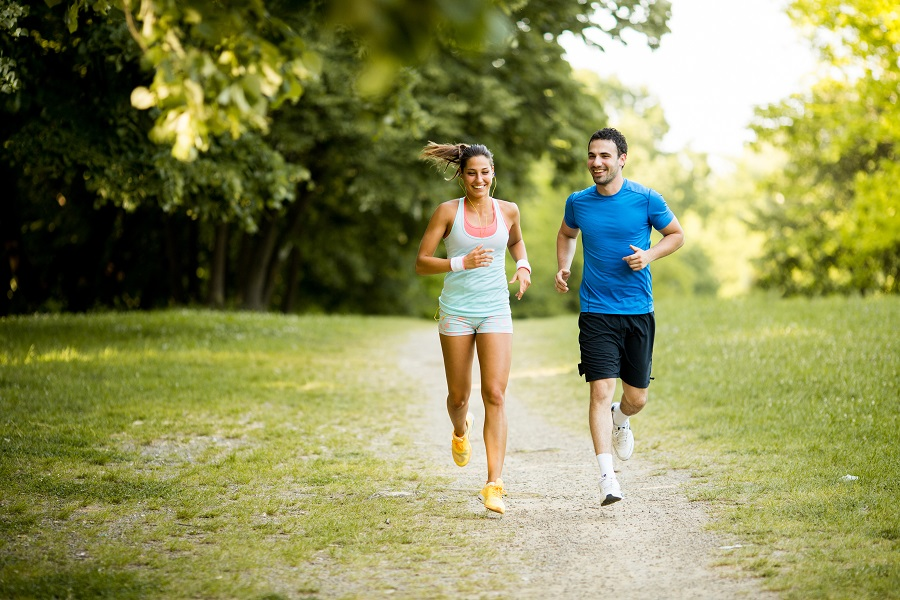 Κάψε περισσότερο λίπος στο τρέξιμο