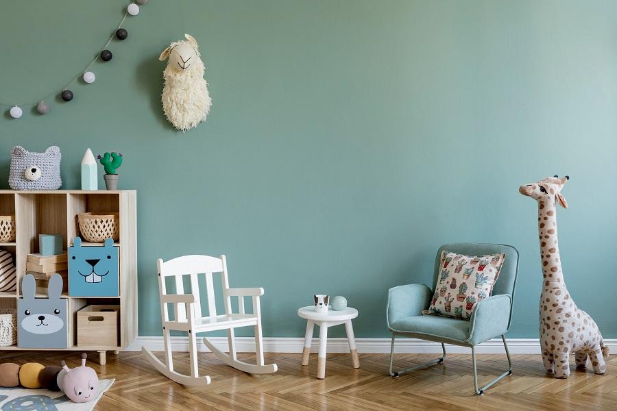 Ιδέες για να ανανεώσετε το παιδικό δωμάτιο
