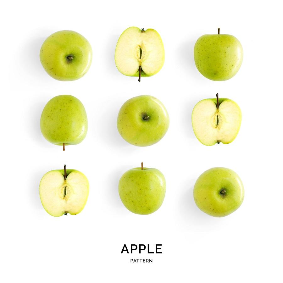 Το πράσινο μήλο στο smoothie σε κάνει νεότερη