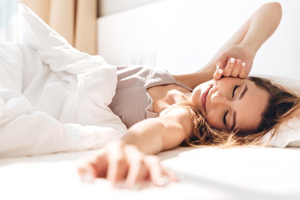 Ο καλός ύπνος μας οδηγεί στην ευτυχία!