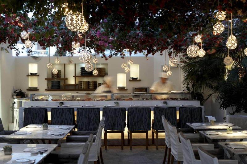 Matsuhisa Mykonos restaurant