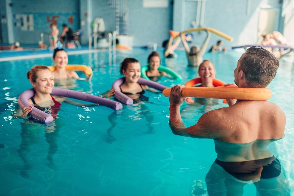 Έχεις σκεφτεί να δοκιμάσεις aqua aerobic;