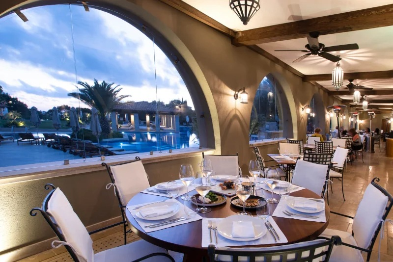 armyra gourmet restaurant