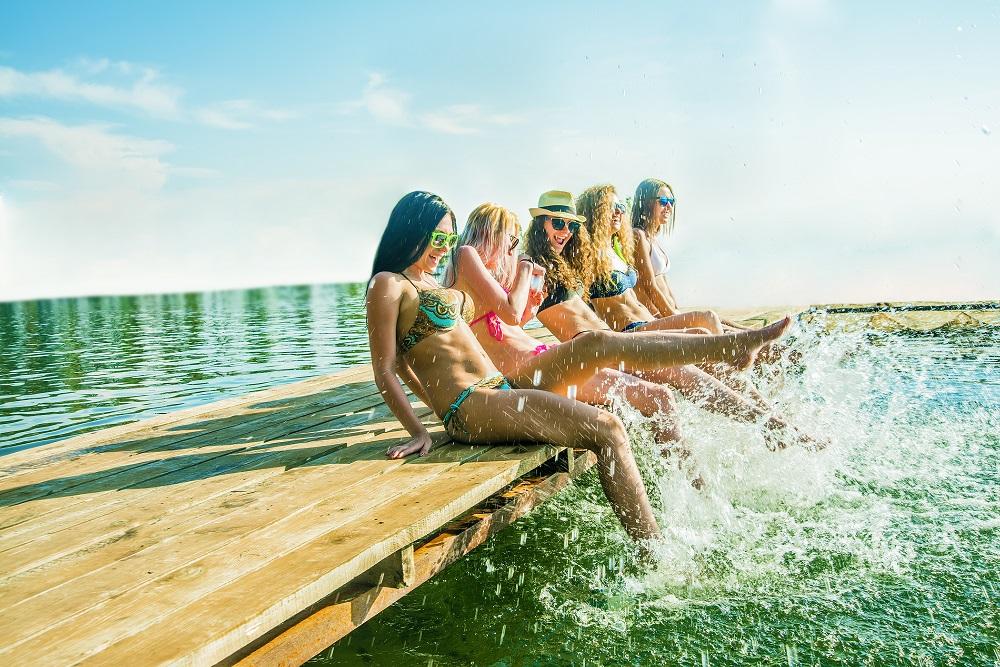 Φέτος το καλοκαίρι κάνε πολύ κολύμπι, θα ανταμειφθείς!