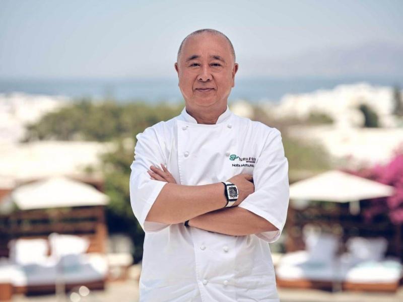nobu matsuhisa chef