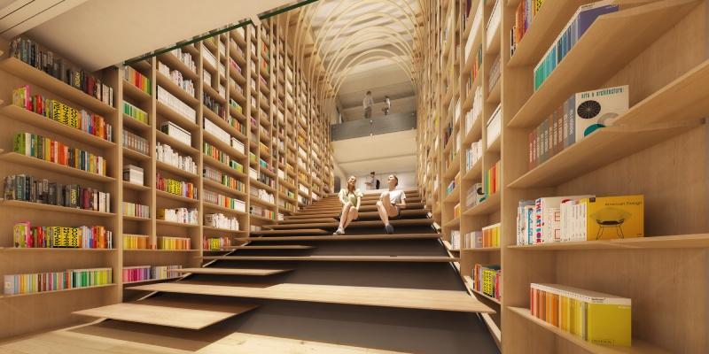 kuma Haruki Murakami Library