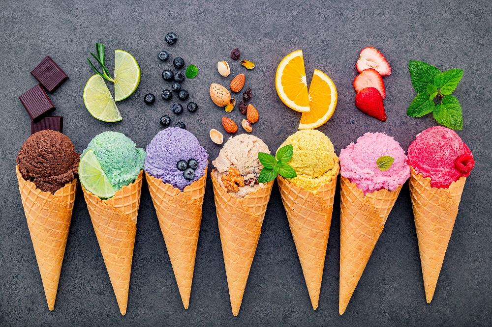 Ο παράδεισος του παγωτού είναι στο Instagram