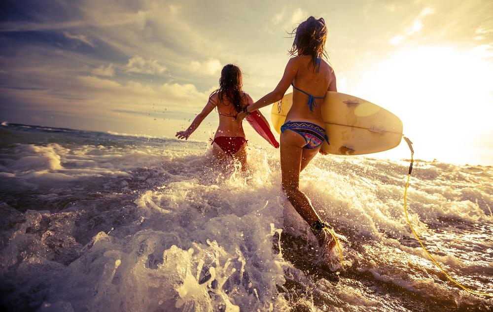 Τα summer sports που θα σε κρατήσουν σε φόρμα