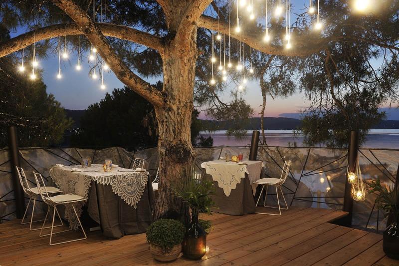 treehouse gourmet restaurant