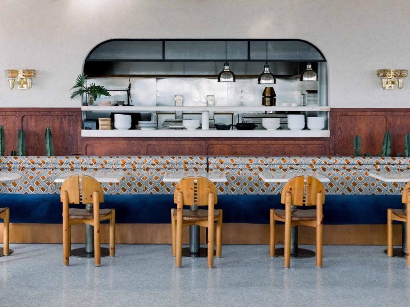 Java rooftop restaurant