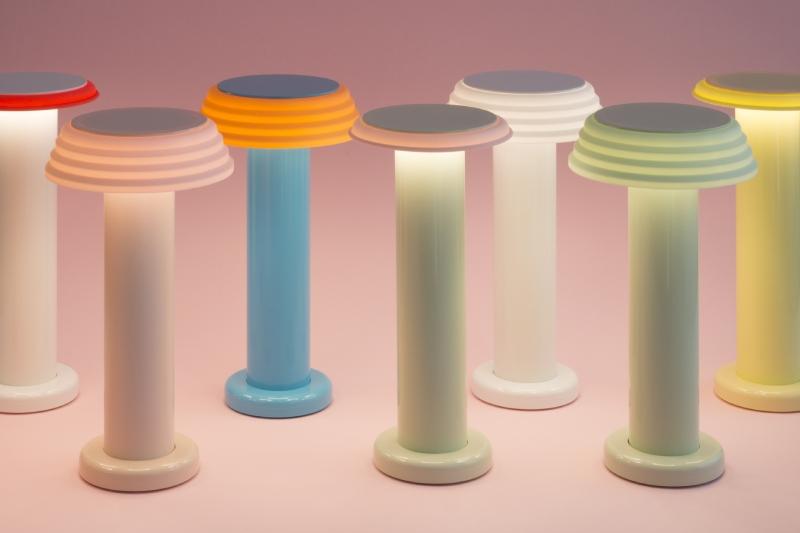 Shades Battery Lamp