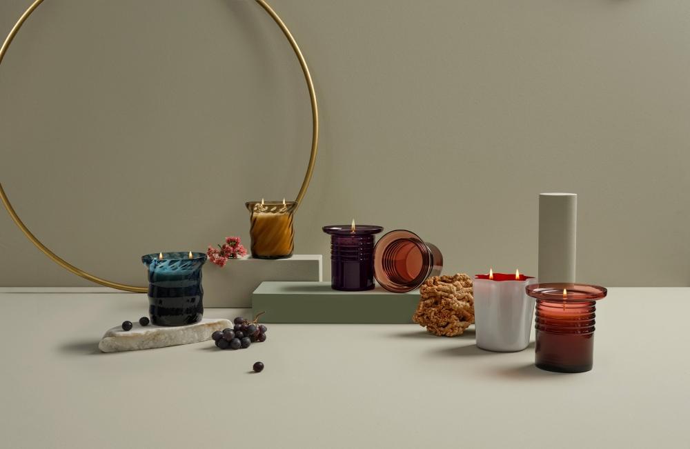 Aina Kari candles