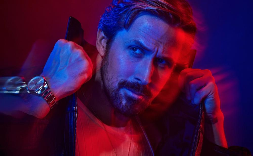 Ryan Gosling x Tag Heuer