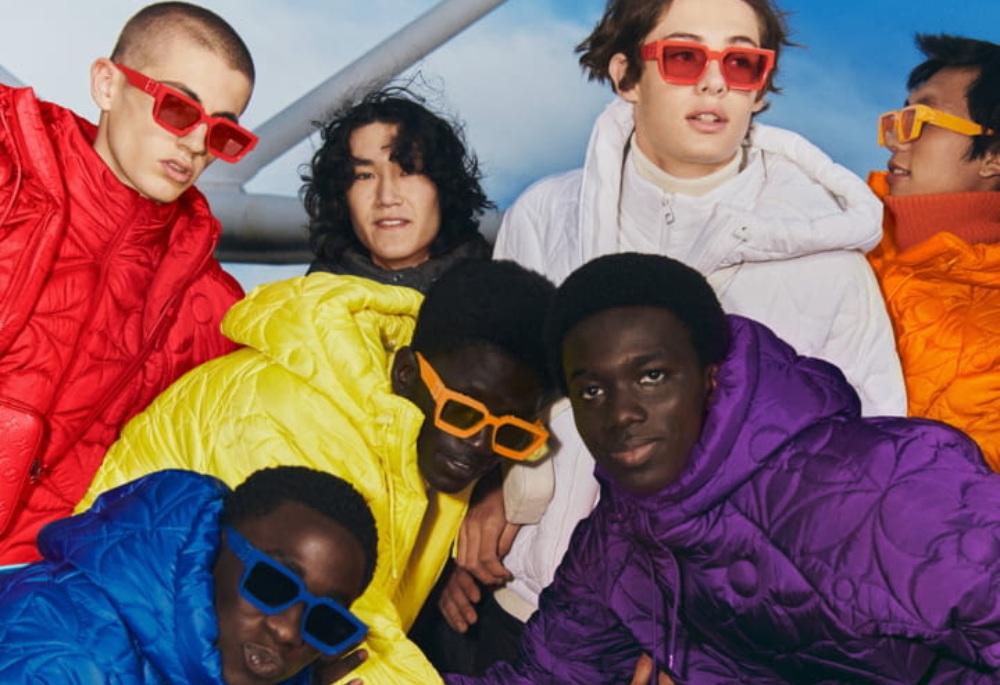 Louis Vuitton F/W 21: A piece of rainbow